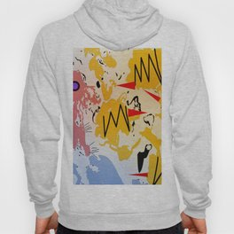 Attack of the killer bees Hoody
