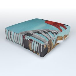 Zeus & Europa Outdoor Floor Cushion