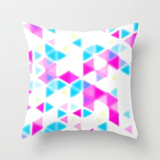 Okla2 Throw Pillow
