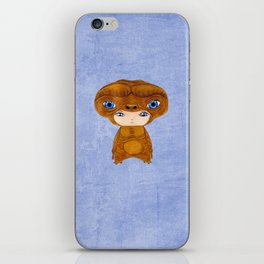 A Boy - E.T. the Extra-terrestrial iPhone Skin