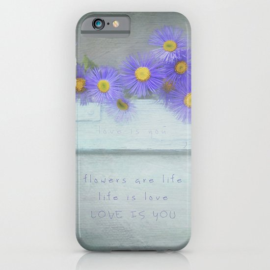 Love is You iPhone & iPod Case