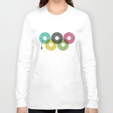 Olympic Records Long Sleeve T-shirt