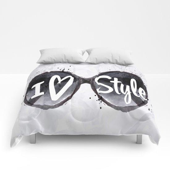 I Love Style Comforters