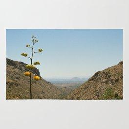 Flower on the Horizon Rug