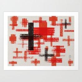 Campo Marzio Art Print