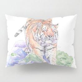 Tiger Oasis Pillow Sham