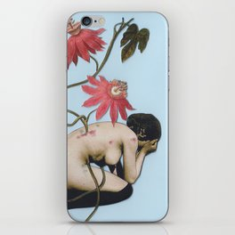 Between Passion and Despair iPhone Skin