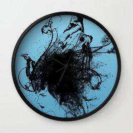 Flights of Fancy Wall Clock