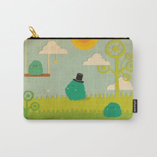 LILLL Monsters Carry-All Pouch