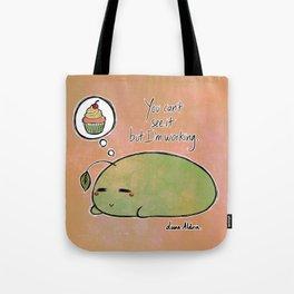 Pikmin Pudding - Cupcake Tote Bag