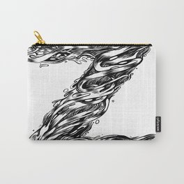 The Illustrated Z Carry-All Pouch