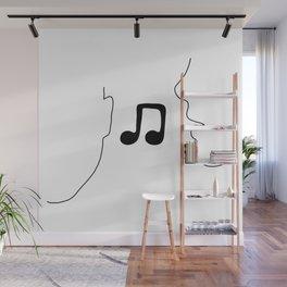 Music To My Ears Wall Mural