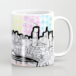 BRISBANE POSTCARD SERIES 017 Coffee Mug