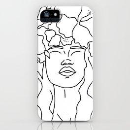 MAHINA iPhone Case