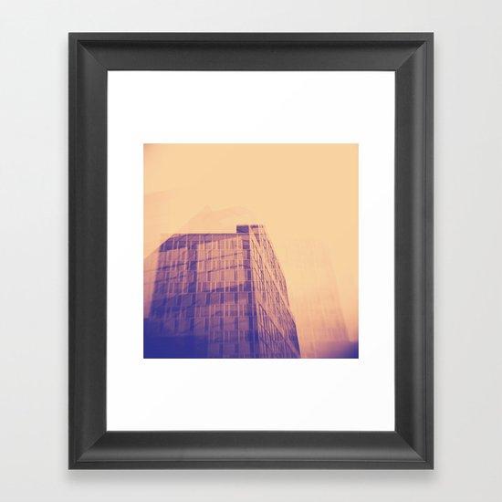Corporate Dream  Framed Art Print