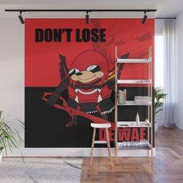 Don't Lose De Wae Wall Mural