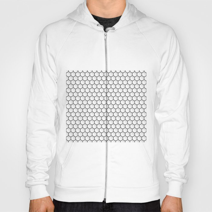 Design Hexagon Hoody