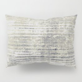Vintage Grey Pillow Sham