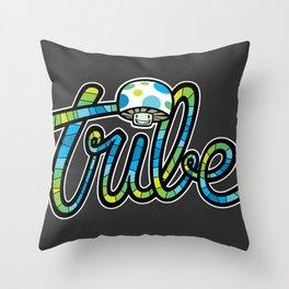 TURBODOG Throw Pillow