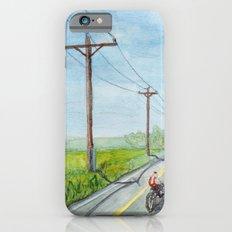 Afternoon Bike Ride iPhone 6 Slim Case