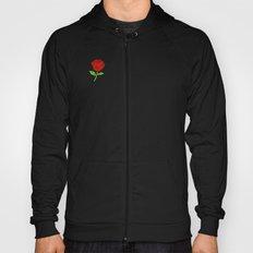 Rose Outline | Floral Hoody
