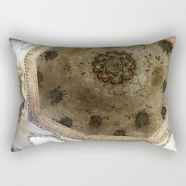 Dome Celing Rectangular Pillow