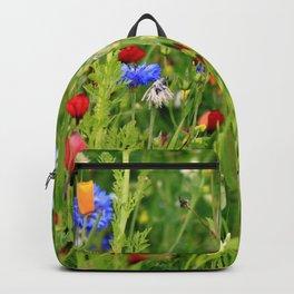 Colourful Garden - JUSTART © Backpack