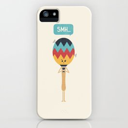 SMH iPhone Case