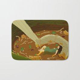 Hot and Sour Soup Bath Mat