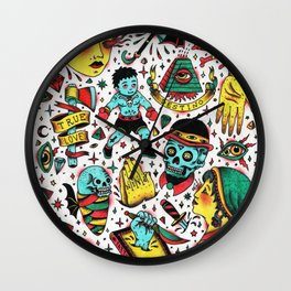 Varios 2. Wall Clock