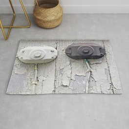 Wire Covers Rug