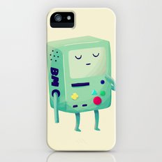 Who Wants To Play Video Games? Slim Case iPhone (5, 5s)