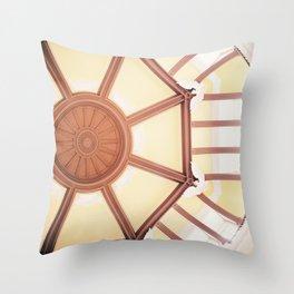 Tokyo Sta. Throw Pillow