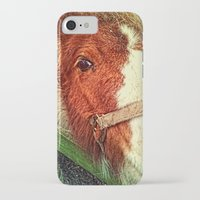 my little pony iPhone & iPod Cases featuring My Little Pony by Elizabeth Wilson Photography