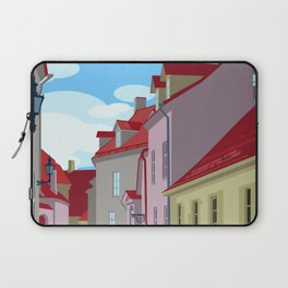 Tiled roofs Laptop Sleeve