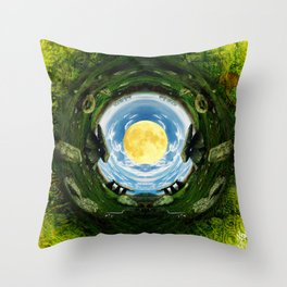 NEOLITHIC Throw Pillow