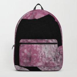 Black Cats Wander Here Backpack
