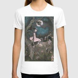 Blue Mourning T-shirt