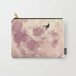 Pink Moon Climbing Carry-All Pouch