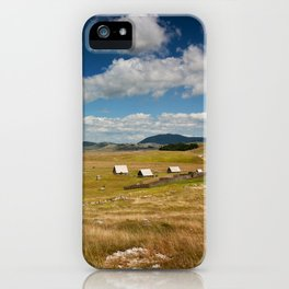 Montenegros Beauty iPhone Case