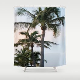 Lauderdale Palms Shower Curtain