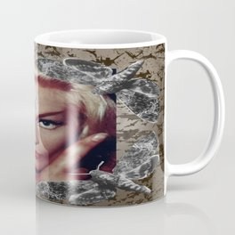 Spooky Witch - Femme Fatale - Anita Ekberg Coffee Mug
