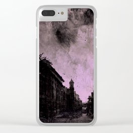 Wartime Clear iPhone Case