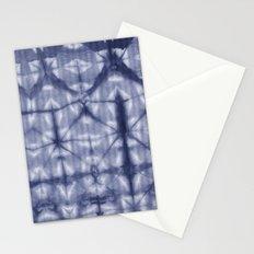 Tie Dye 2 Navy Stationery Cards