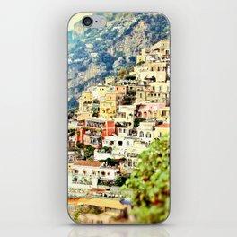 Positano, Italy iPhone Skin