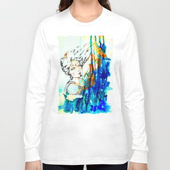Tribal Beauty 4 Long Sleeve T-shirt