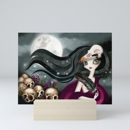The Witching Hour Mini Art Print