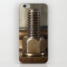 Screw yoo iPhone Skin