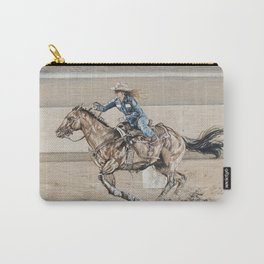 Armstrong IPE Barrel Racer Carry-All Pouch
