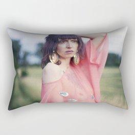 Big Girls Cry Rectangular Pillow